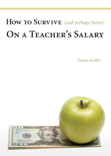 How to survive on a teacher's salary