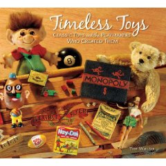 Christian author Tim Walsh talks about timeless toys.
