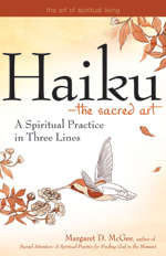 sacred art spiritual practice of haiku
