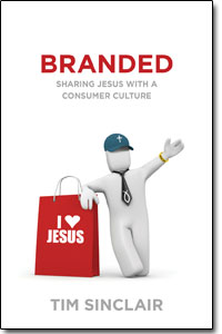 sharing Jesus with the world, marketing and changing the brand